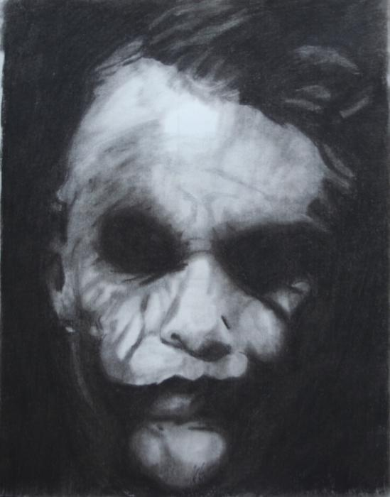 Heath Ledger by aaron7599